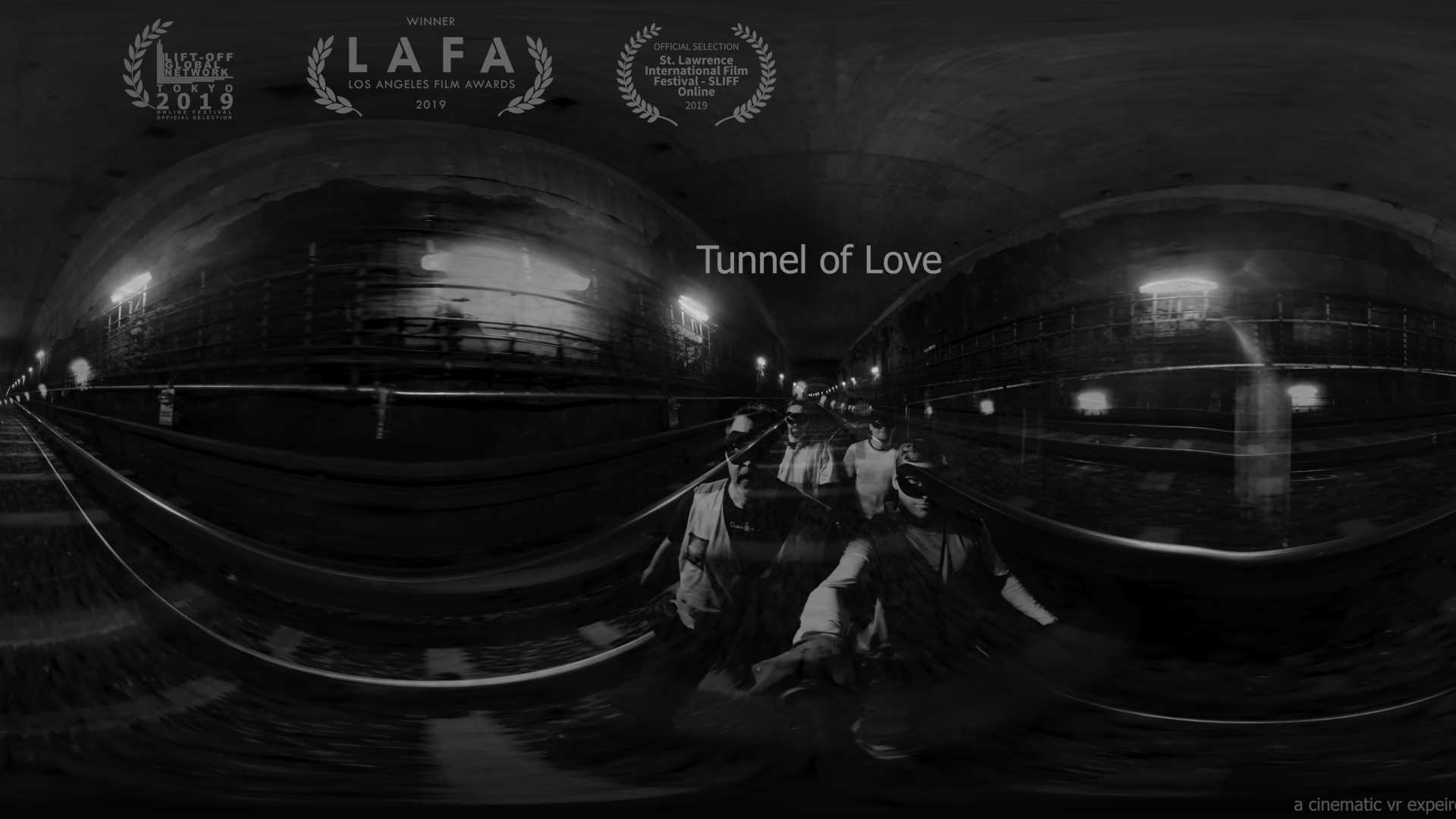 Tunnel of Love av Pavel Lamkov